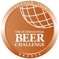 IBC Tasting Medal - Bronze 2016