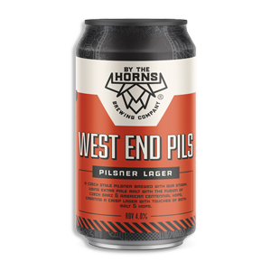 Wets End Pils from By The Horns Brewery