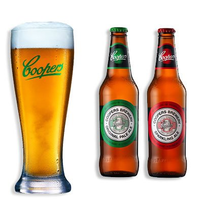 Coopers Australian Ales