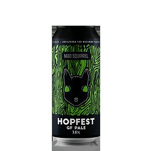Hopfest Gluten Free Pale Ale